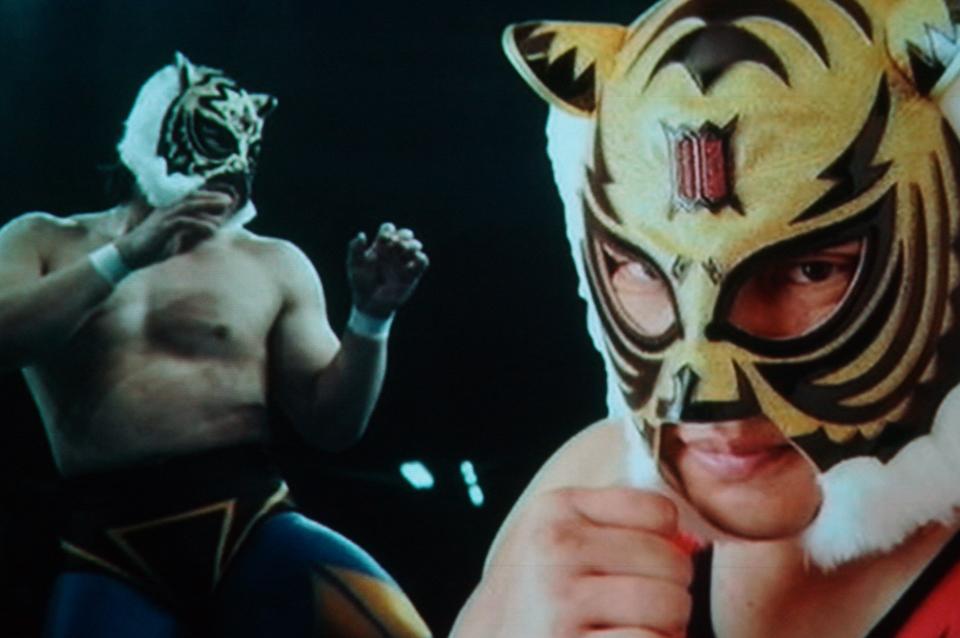 「タイガー マスク 初代」の画像検索結果